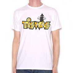 Tiswas T Shirt Classic Cult Kids Tv Shirt Retro Costume Ott Magpie Rainbow 70s T Shirts, Rush Shirts, Morning Tv Shows, Retro Kids, Kids Tv, 70s Fashion, Shirt Designs, Flan, Classic