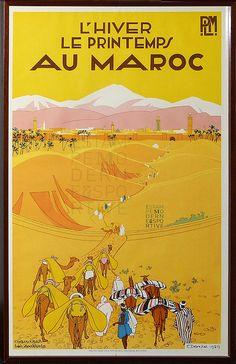 Hiver et printemps - Maroc Désert Expérience tours http://www.marocdesertexperience.com