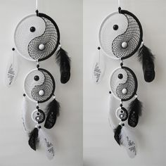 Пошаговая схема плетения ловца снов: 4 мастер-класса Zen Art, Zen Doodle, Plates On Wall, Zentangle, Diy Gifts, Yin Yang, Dream Catcher, Wicker, Diy Home Decor