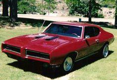 1969 GTO my dream car