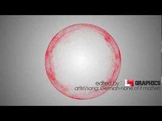 Gemiah - None of it matters (Lyric Video)