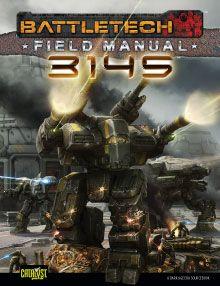 BattleTech: Field Manual: 3145 (PDF) $25