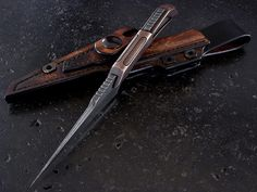 Custom Kiridashi Knife 261