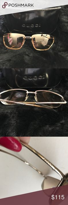 c9f4aea5a Gucci Sunglasses vintage Vintage Gucci sunglasses previously owned and in  excellent condition. Come with Gucci