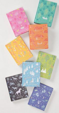 Great Box Set of Classics Books #anthrofave http://rstyle.me/n/s73vibh9c7