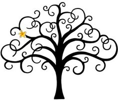 The tree of life with a plumeria to symbolize the individual's place in life!