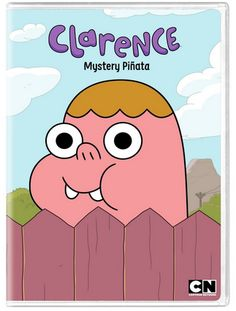 """DVD """"Cartoon Network: Clarence – Mystery Piñata"""" (& Giveaway Ends 2/27)"""