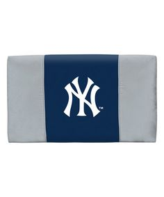 Another great find on #zulily! New York Yankees Twin Headboard #zulilyfinds