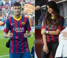 #BRA . Neymar and his girlfriend  She's dead drop gorgeous pic.twitter.com/XQb2ZuLHHO