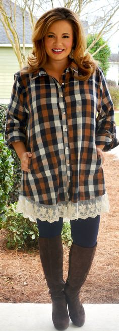 Perfectly Priscilla Boutique - Sweet Southern Sass Tunic, $43.00 (http://www.perfectlypriscilla.com/sweet-southern-sass-tunic/)