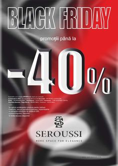 Check Seroussi stores for up to -40% promotions / Veniti in magazinele Seroussi pentru promotii de pana la -40% Business Meeting, Fall Winter 2014, Different Fabrics, Feel Good, Up, Feelings, Shopping, Feeling Great Quotes