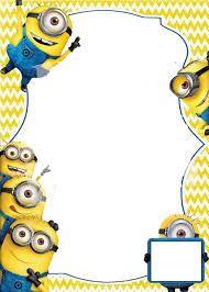New minions invitation template Ideas Free Online Birthday Invitations, Minion Birthday Invitations, Birthday Invitation Templates, Invitation Maker, Invitation Cards, Minion Birthday Card, Minion Card, Birthday Cakes, Minion Theme