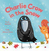 Charlie crow in the snow PB