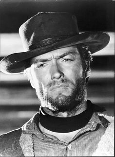 Yeah, he was great as the man with no name but have you ever seen Bronco Billy? : )