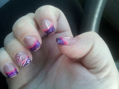 7/20 nails 2 My Nails, Painting, Beauty, Painting Art, Cosmetology, Paint, Draw, Paintings