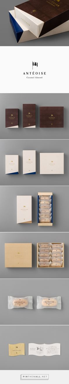 New Packaging for Antéoise designed by UMA
