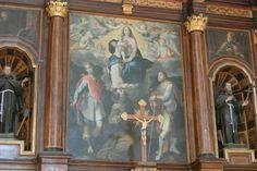 Altare della  chiesa di San Nicandro