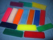 0.5ml, 1.5ml, 2ml Micro Centrifuge Tube Rack, Tube Holder, Multi Colors, 60-well