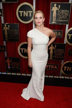 Reese Witherspoon Photos: 21st Annual Screen Actors Guild Awards - Red Carpet