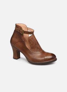 Neosens Baladi S269 (Marrón) - Zapatos de tacón chez Sarenza (412977) Tap Shoes, Dance Shoes, Character Shoes, Oxford Shoes, Women, Fashion, Brand Name Shoes, Low Boots, Fall Winter