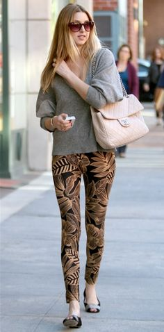 crazy leggings