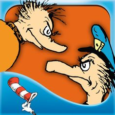 #AppyReview by Dianne Saunders  @AppyMall The Butter Battle Book - Dr. Seuss    This book will seem familiar to the reader who has read any other Dr. Seuss books - it has his famous rhyming structure and uses wonderful made-up words throughout the story. It is a story about a feud between two groups of people and it has an underlying theme or moral that can be used as a teaching moment with your child. There are three options for reading: