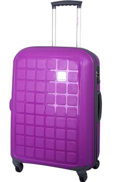 Tripp Star Lite 4- Wheel Large Suitcase Aqua. | Luggage ...