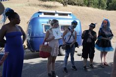 Ecosex Walking Tour with Annie Sprinkle, Beth Stephens, Kalish, Joy Brook Fairfield, and Bronwyn