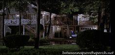 Garage Apartment in movie, Sabrina, Glen Cove Estate