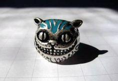 Jewelry   Cheshire Cat Ring