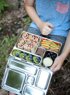 PlanetBox Lunch Ideas  @themerrythought