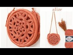 summer bags, small and big summer bags, perfect for the evening at the beach or just for regular use, some of them are handmade or crochet Crochet Bag Tutorials, Crochet Videos, Crochet Projects, Crochet Handbags, Crochet Bags, Diy Crochet, Summer Bags, Summer Diy, Diy Jute Bags