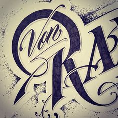 Typography Lettering. #R by @frisso151