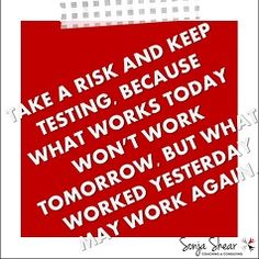 Motivation from the Coach's Mouth Work Tomorrow, What Works, Take Risks, Take That, Motivation, Feelings, Taking Risks, Inspiration