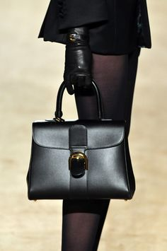 Delvaux by Veronique Branquinho, Fall Winter 2010