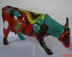 vacas decorativas de ceramica - Bing Imágenes