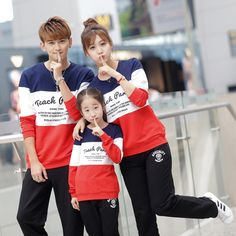 Find More Family Matching Outfits Information about 2015 Family Winter Tops Long sleeve T shirt Matching Mother And Daughter Father Son Clothes Clothing Outfits Suits Pullovers,High Quality pullover wool,China pullover turtleneck Suppliers, Cheap pullover manufacturers from Fashion SuperDeal Co., Ltd on Aliexpress.com