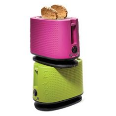 These would so go in our Breakroom!    Bodum Bistro Toaster bodumusa.com $59.95 Great toaster with a modern look