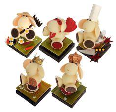 Les moutons de Pâques du Trianon Palace
