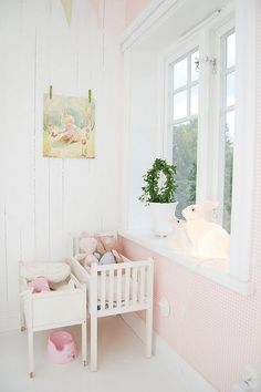 pink room for Mille