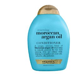 """""""Hopelessly in looooooove"""" with my Organix Moroccan Argan Oil Conditioner. It's so smooth, works like magic (really, any of the Organix conditioners work like a dream), and has such a soothing, relaxing scent. Love it <3"""