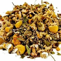 It's  a blend of best quality Chamomile and  spearmint. Which can be drink before go to sleep. It can be enjoyed hot tea for winter night or as ice tea for summer night: http://www.organicteaetc.com/products/chamomile-spearmint/