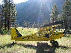 Backcountry flying