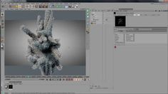 Mastering X Particles - Procedual Growing Structures