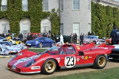 Goodwood Motorsports Press Day 2013   Picture Gallery