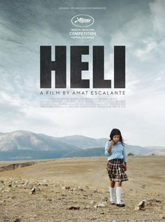 Heli is a 2013 independent Mexican crime drama film directed by Amat Escalante and produced by Jaime Romandía.