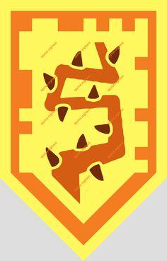 LEGO NEXO Knights Power - Axl - Ripping Thorns |spyrius.org
