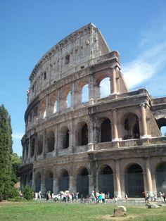 Rome, Italy...where I dream of going.