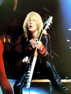 Michael Schenker brought UFO to life! Some of the best music come from those five studio albums and of course Strangers In The Night, the greatest live album ever!