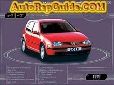 Download free - Volkswagen Golf 4 (1997+) repair manual multimedia: Image:… by autorepguide.com